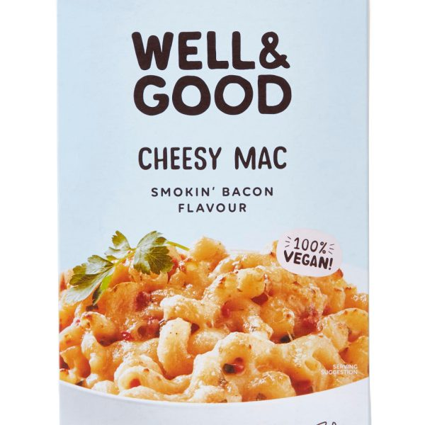 Cheesy Mac Bacon Pack