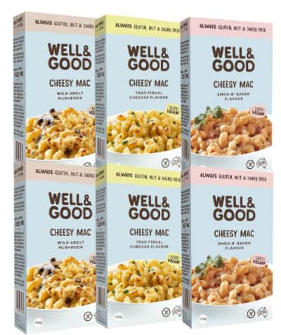 Cheesy Mac Mixed Pack