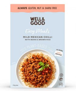 Easy Meals Mild Mexican Chilli Pack