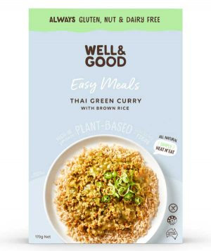 Easy Meals Thai Green Curry Pack