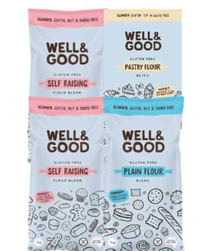 Gluten Free Flour Mixed Pack