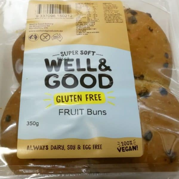 Fruit buns